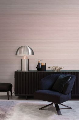 wall mural woven structure with gradient colours antique pink