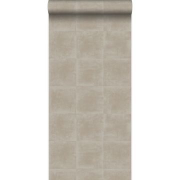wallpaper plain shiny bronze