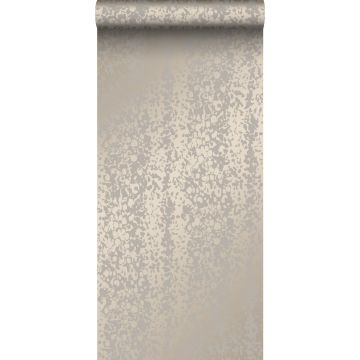 wallpaper animal skin shiny bronze