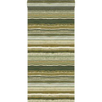 wallpaper layered marble stone mustard