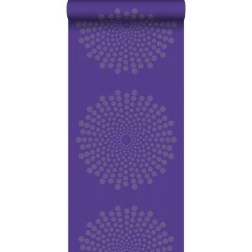 wallpaper graphic form purple
