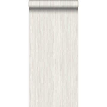 wallpaper fine stripes silver