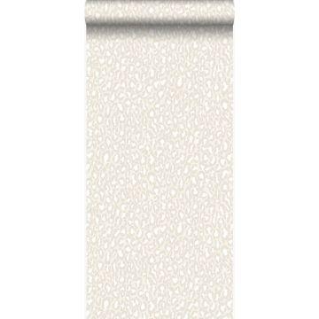 wallpaper panters beige