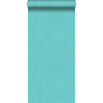 wallpaper graphic form turquoise