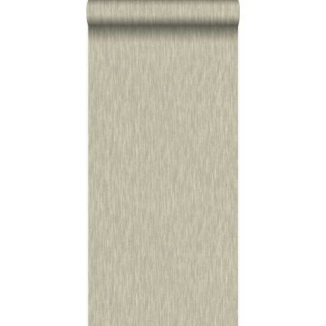wallpaper linen shiny bronze