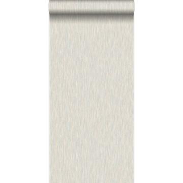 wallpaper linen shiny beige