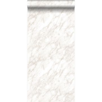 wallpaper marble light beige