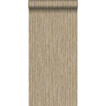 wallpaper bamboo light brown