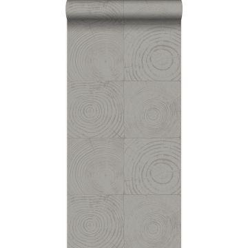 wallpaper cross-sections tree trunks dark gray