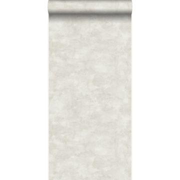 wallpaper concrete look light beige