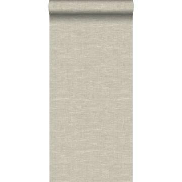 wallpaper linen texture beige
