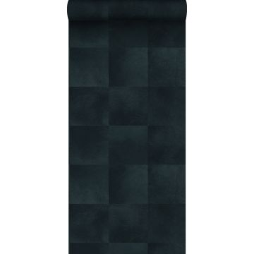 wallpaper animal skin texture ink blue